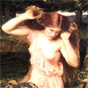 DOMAI beautiful art nude - Waterhouse Art Image