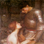 Nubiles, Young Teens - Waterhouse Art Image